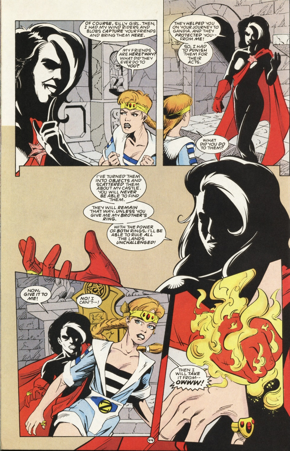 Legion of Super-Heroes (1989) _Annual_6 Page 44