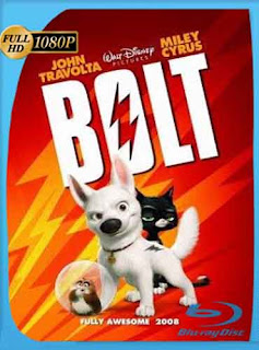 Bolt 2008 HD [1080p] Latino [Mega] dizonHD