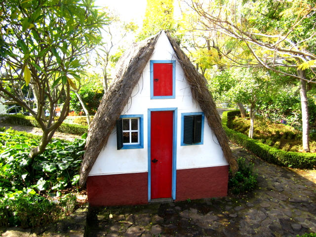 Palheiro little house Madeira