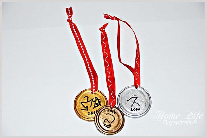 Детские поделки к олимпиаде