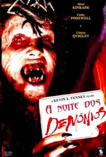A Noite dos Demônios - DVDRip Legendado