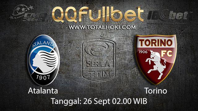 Prediksi Bola Jitu Atalanta vs Torino 27 September 2018 ( Italian Serie A )