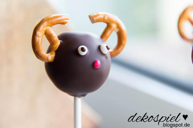dekospiel meine weihnachts cake pops. Black Bedroom Furniture Sets. Home Design Ideas