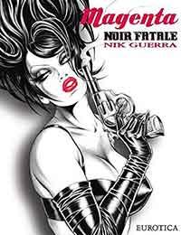 Magenta: Noir Fatale Comic