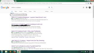 hasil pencarian kata kunci sedot wc surabaya