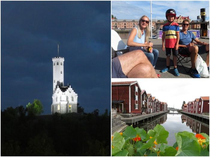 Hudiksvall, Söderhamn