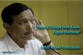 Pak Luhut Jangan Panik - Tinggal Hitung Hari Papua Akan Merdeka