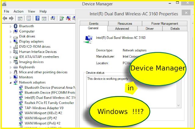 """كيفية ازالة او تثبيت جهاز في إدارة الأجهزة """"Device Manager"""" في Windows 10 و 8 و 7"""