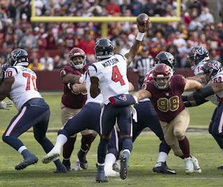 Deshaun Watson Texans Fantasy Football