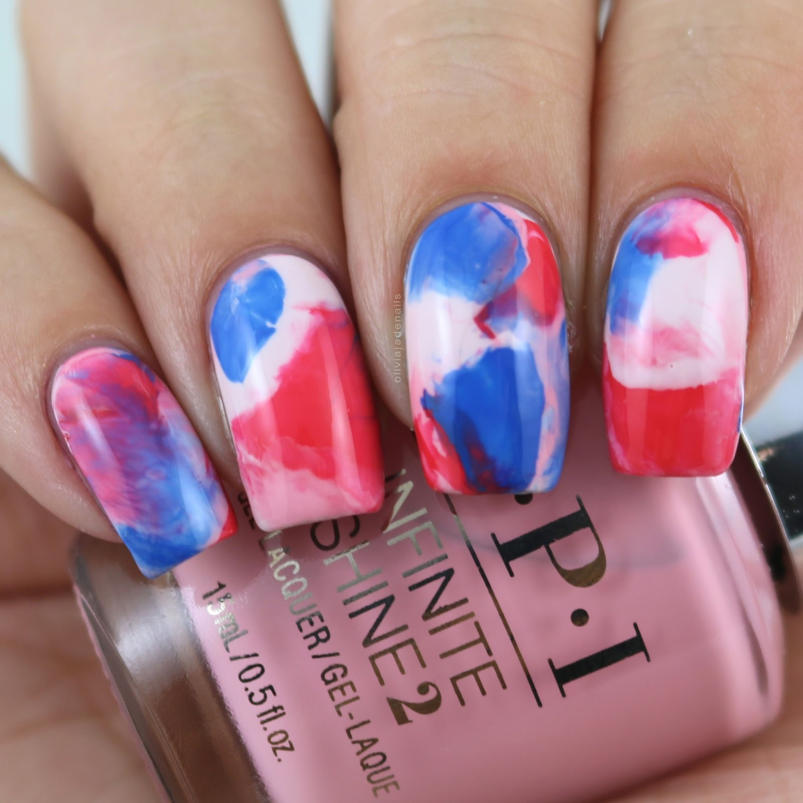 Olivia Jade Nails: 26 Great Nail Art Ideas: Made With A Mat Or On ...
