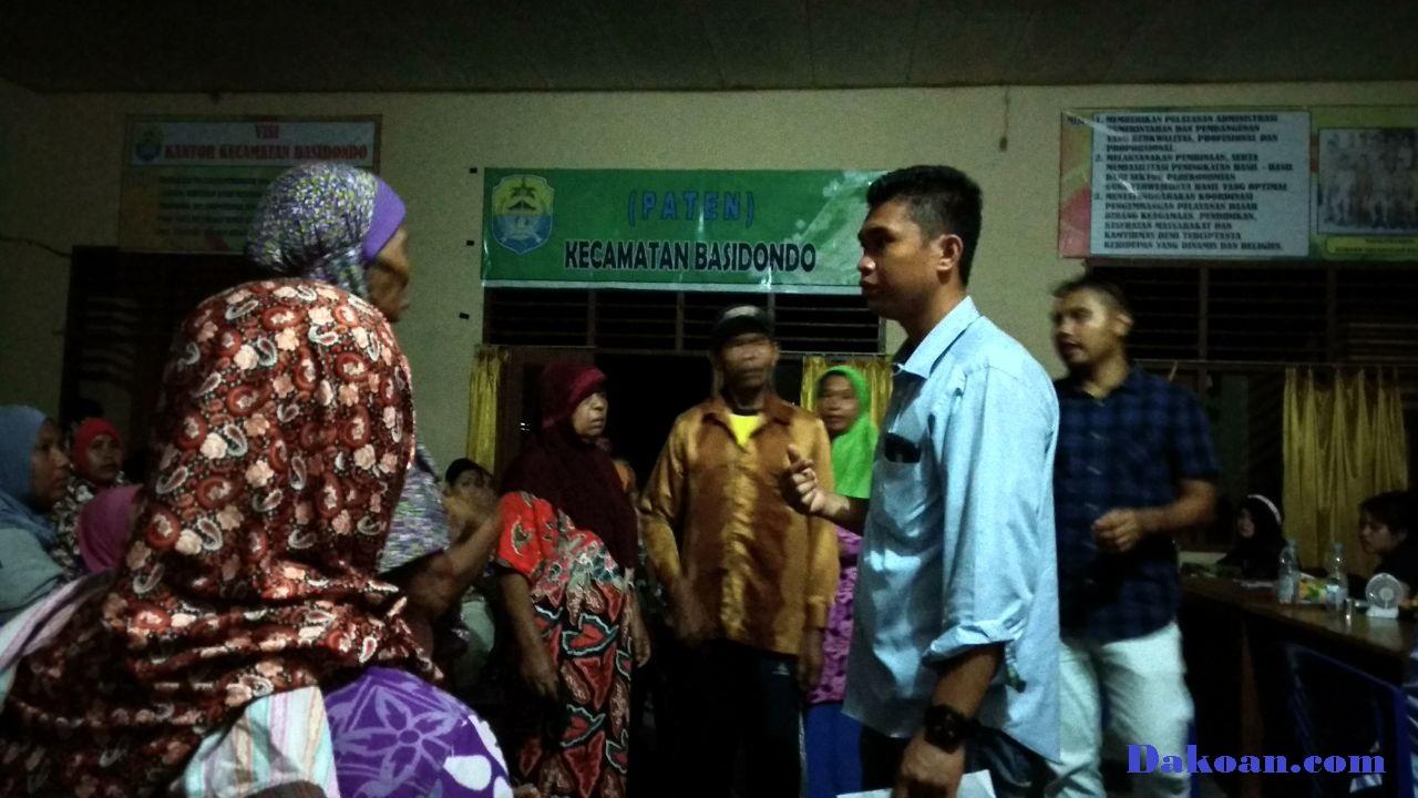 KPM Kec. Basidondo Kabupaten Tolitoli Akui PKH Sangat Membantu