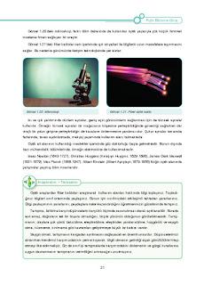 9. Sınıf Fizik Ders Kitabı Cevapları Tutku Yayınları Sayfa 21