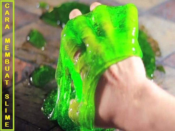 Apa Itu Slime Dan Bagaimana Cara Membuat Slime