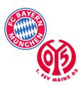 FC Bayern München - FSV Mainz