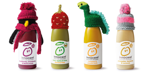 Innocent Smoothie - The Big Knit