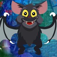 Games4King Swarthy Bat Escape