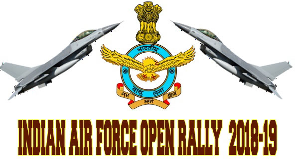 air force vacancy 12th pass, Indian Air Force Open Rally