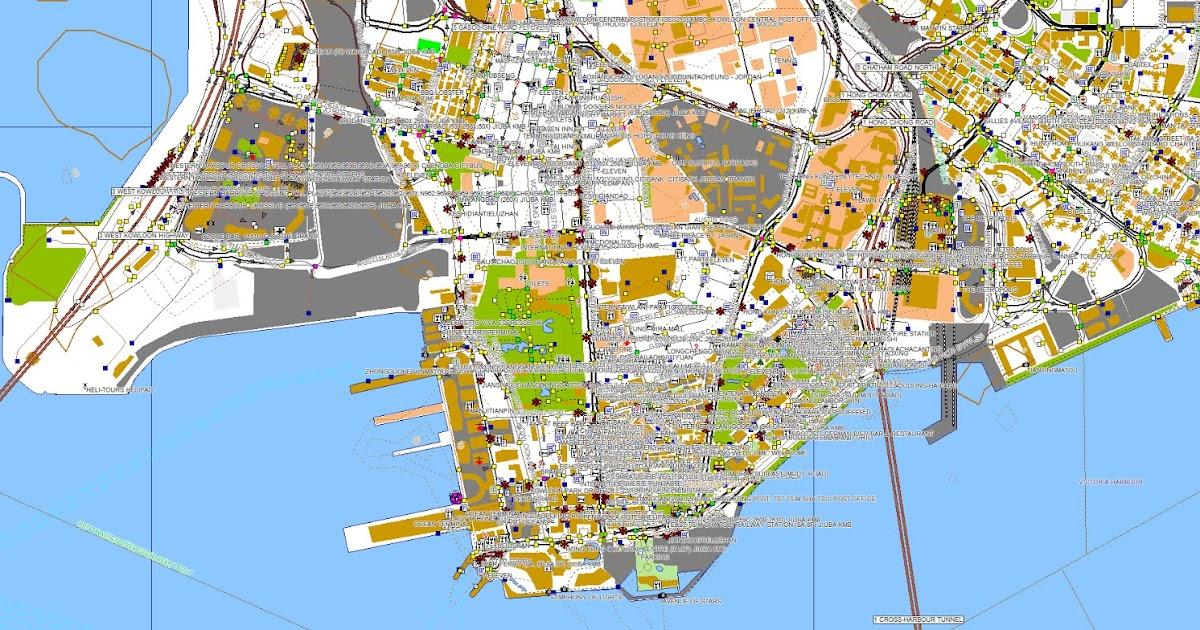 Garmin香港等高線地圖 - 好快就到