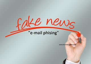 Awas Penipuan Online Via Email. Ini Bentuk dan Modusnya!