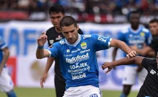 Persib Bandung Putus Kontrak Srdjan Lopicic