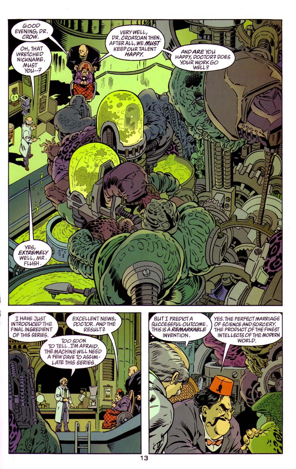 Read online Merv Pumpkinhead, Agent of D.R.E.A.M. comic -  Issue # Full - 14
