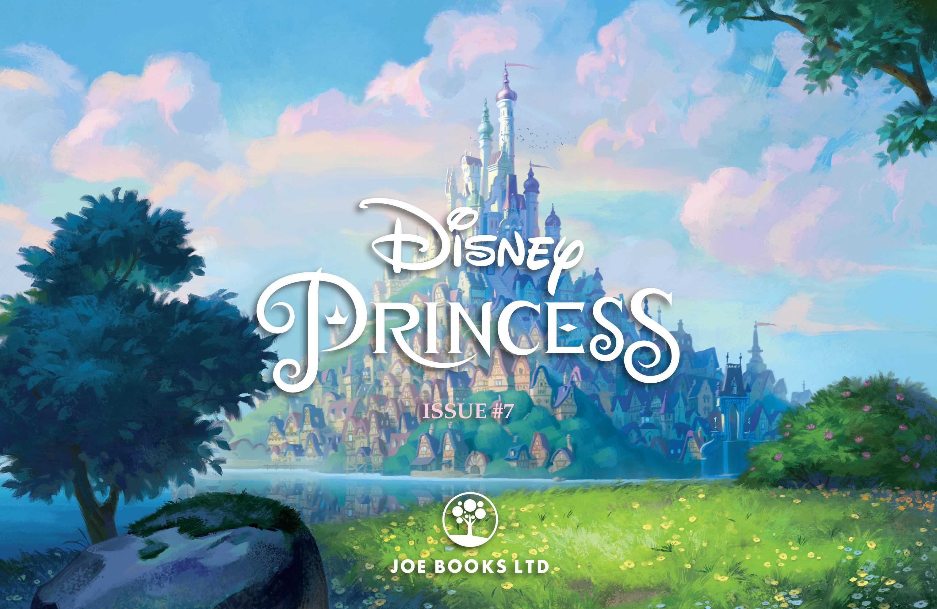 Read online Disney Princess comic -  Issue #7 - 3