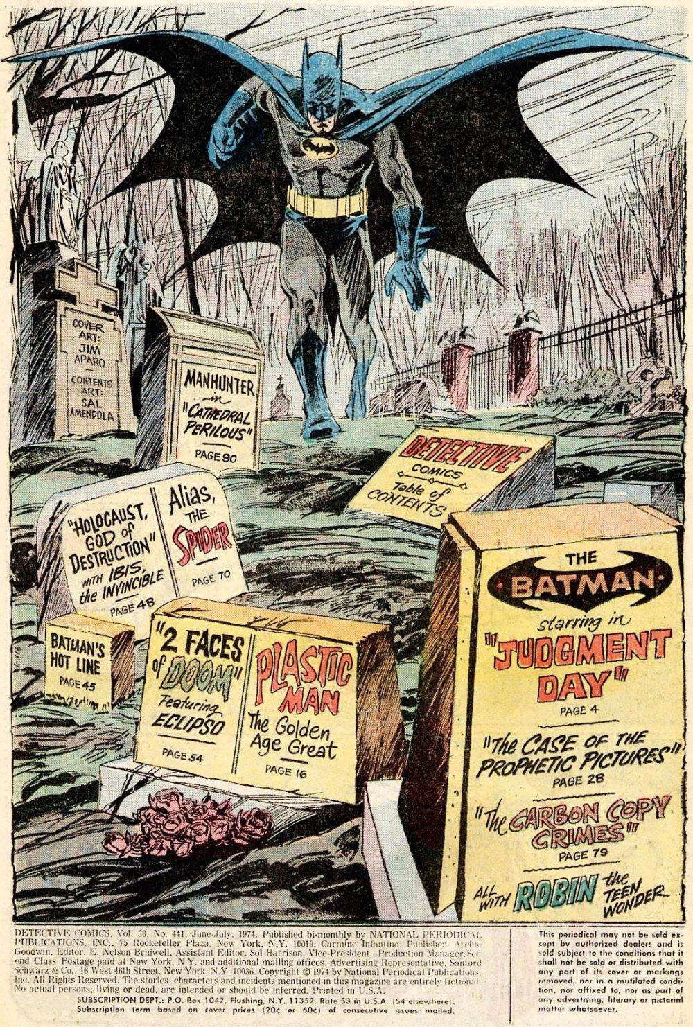 Detective Comics (1937) 441 Page 2
