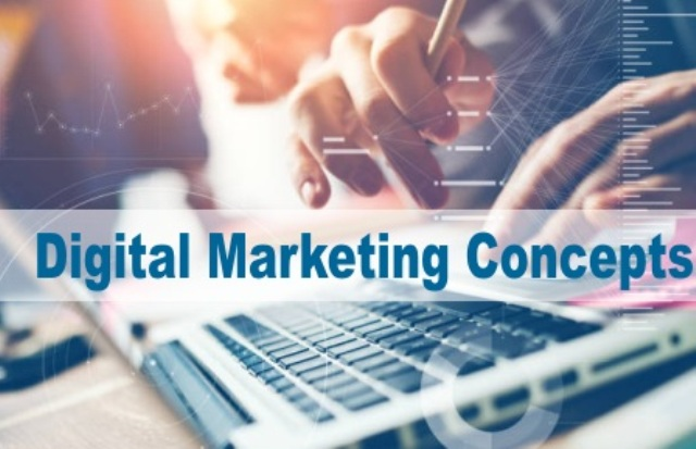 digital marketing concepts
