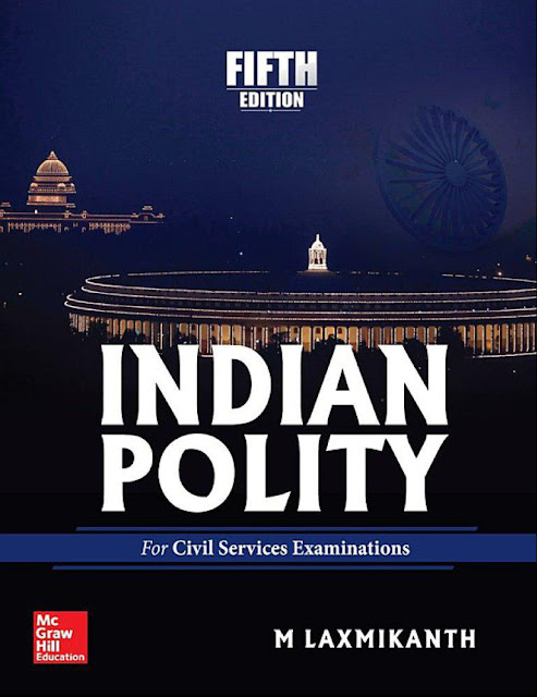 Indian Polity Latest Fifth Edition By M Laxmikanth PDF
