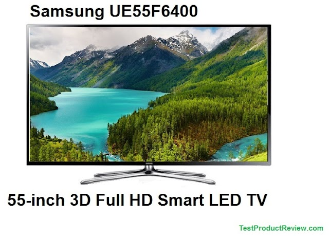 Samsung UE55F6400 55-inch 3D Smart LED TV review