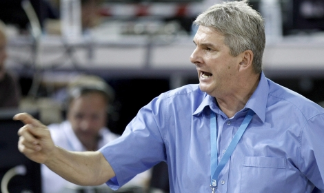 Slovenian Ales Pipan new headcoach of Macedonian Basketball team