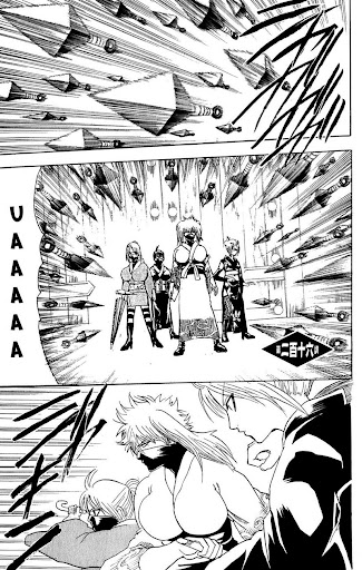 Gintama Chap 216 page 3 - Truyentranhaz.net