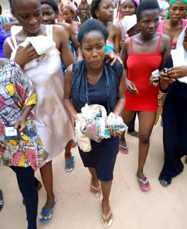 Lady kills her baby girl and attempts to force her down the toilet in UNIMAID