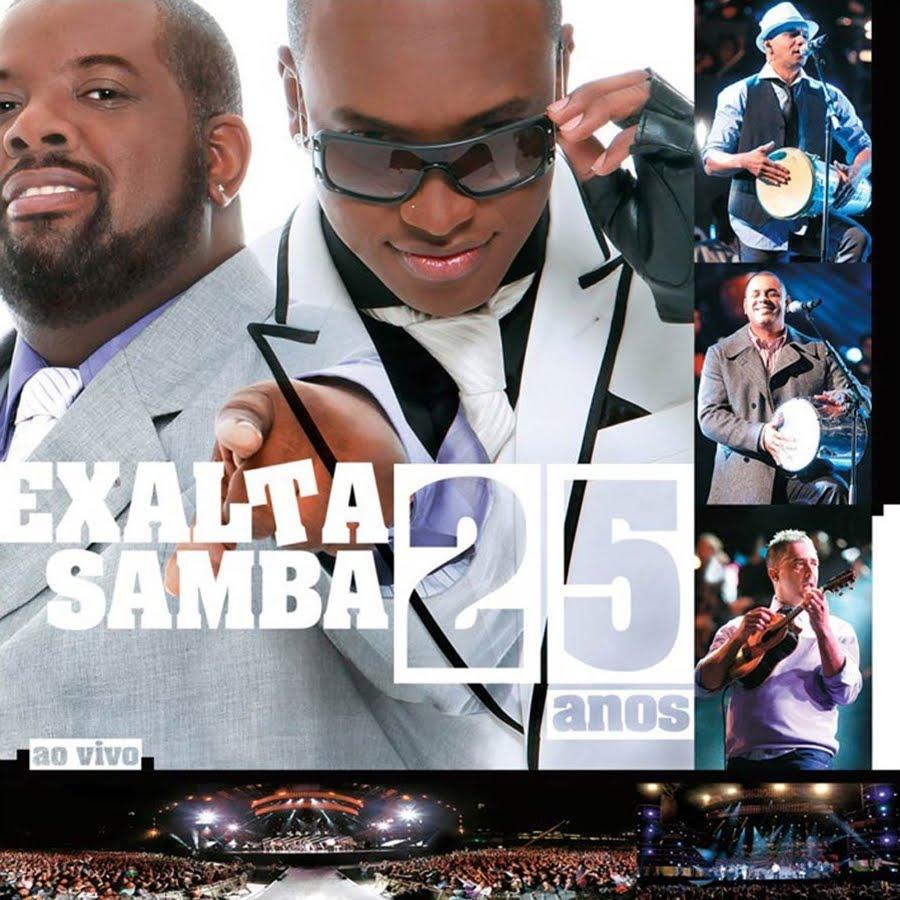 DO DESEJO 1996 CD EXALTASAMBA BAIXAR LUZ