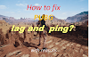 Top 5 reasons why your PUBG is lagging and how to solve it?