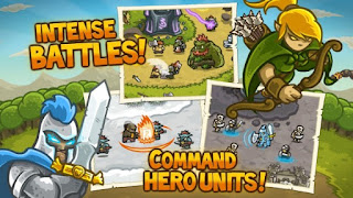 Kingdom Rush All Heroes Unlocked Apk Unlimited Gems 2.6.5 Mod Apk + Data Free Download Android