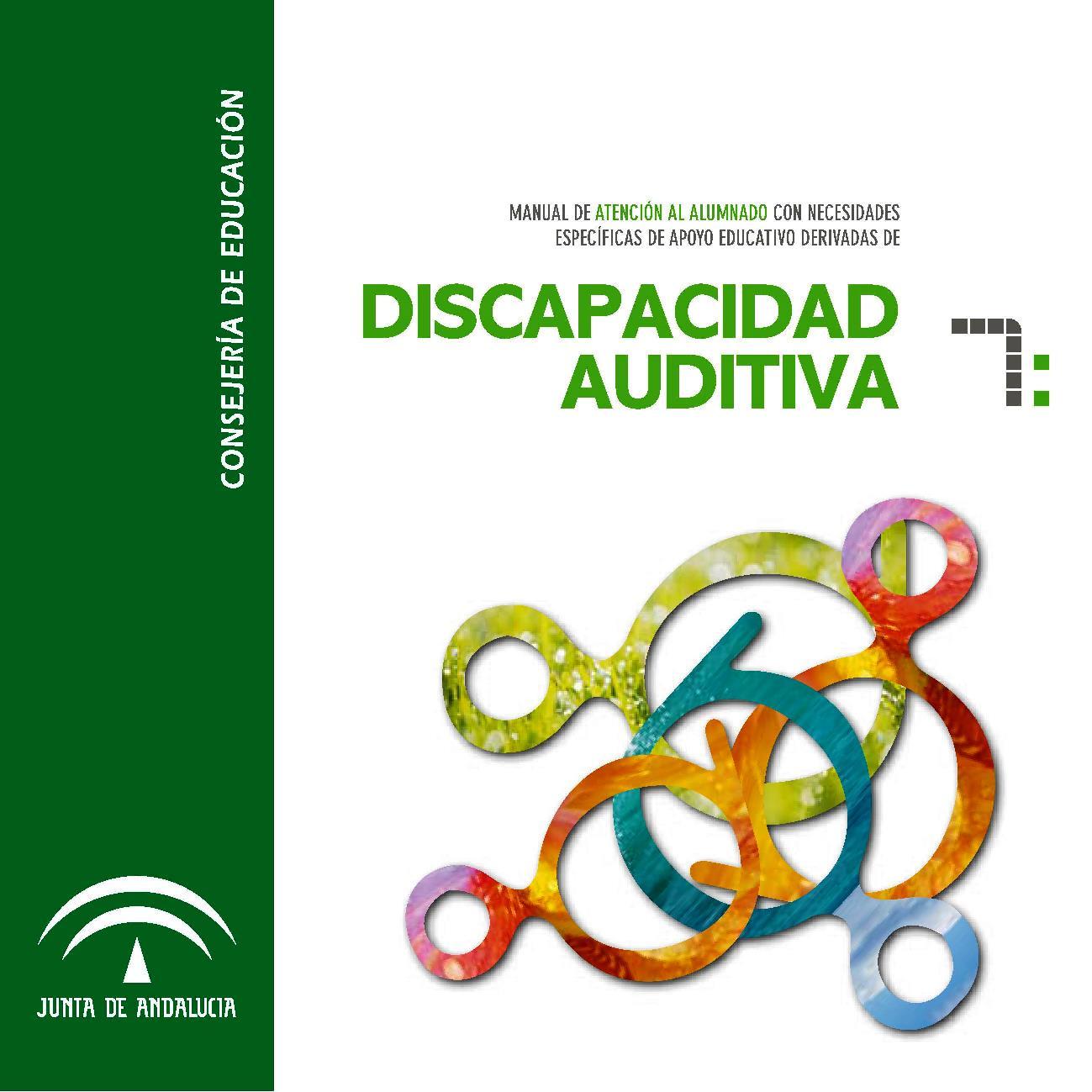Discapacidad Auditiva – Manual de atención al Alumnado