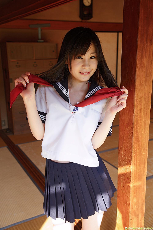 Lemon Mizutama Japanese Sexy Idol Sexy Japanese School -5903