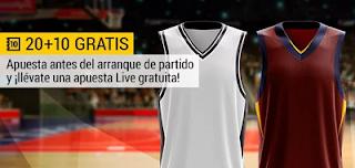 bwin promocion nba Nets vs Cavs 25 marzo