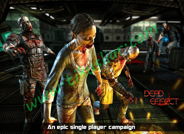 "DOWNLOAD GAME HOROR ""DEAD EFFECT"""