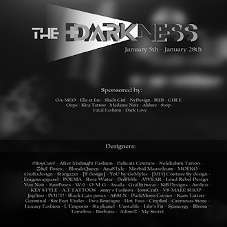 The Darkness Monthly Event - Jan 2020