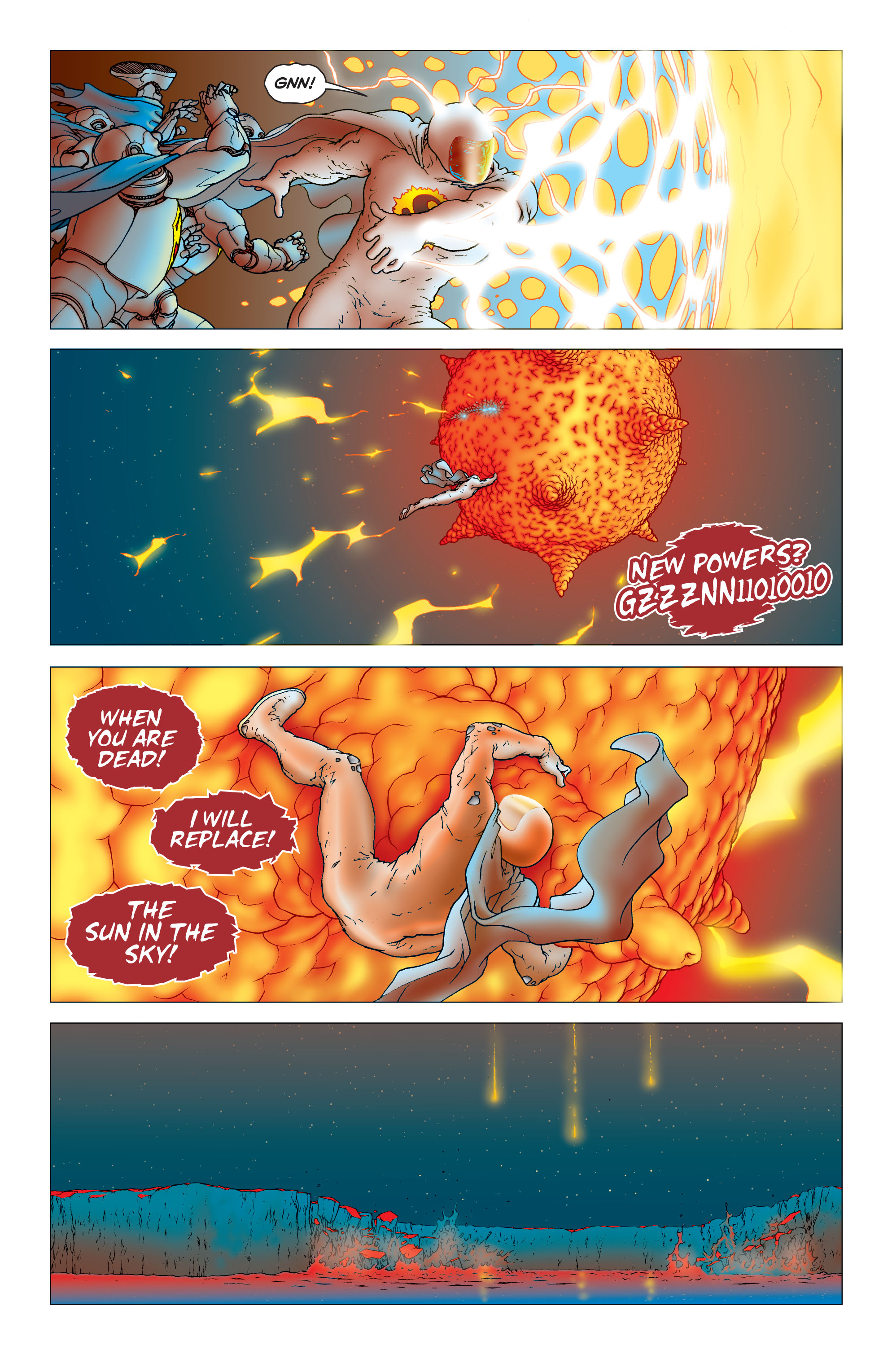 Read online All Star Superman comic -  Issue #11 - 14
