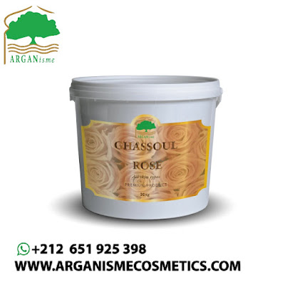 Ghassoul With Rose Flavor - Ghassoul Bulk Wholesale