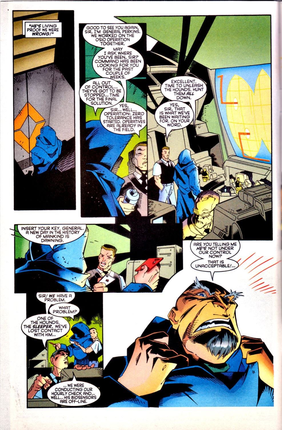 Read online X-Factor (1986) comic -  Issue #136 - 3