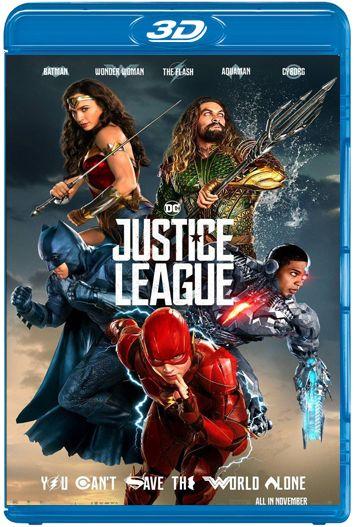 Resultado de imagen para Liga De La Justicia 3D SBS (2017)