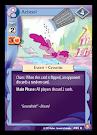 My Little Pony Achoo! Absolute Discord CCG Card