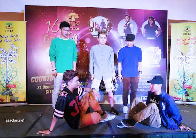 Rejuvenate Dance Crew