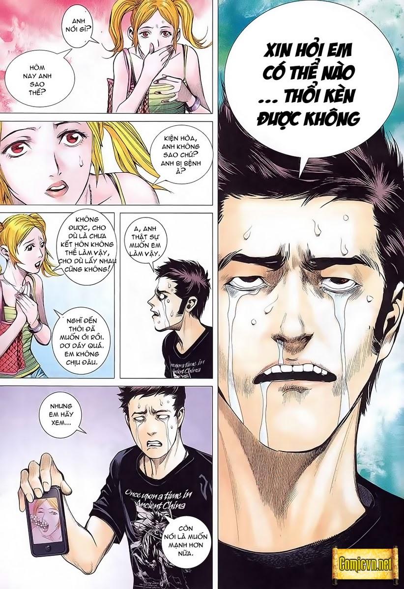 Dã Lang Và Marry chap 1 - Trang 31