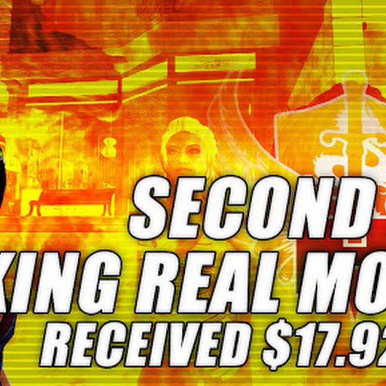 Second Life Making Real Money ★ Received $17.92 USD From Second Life