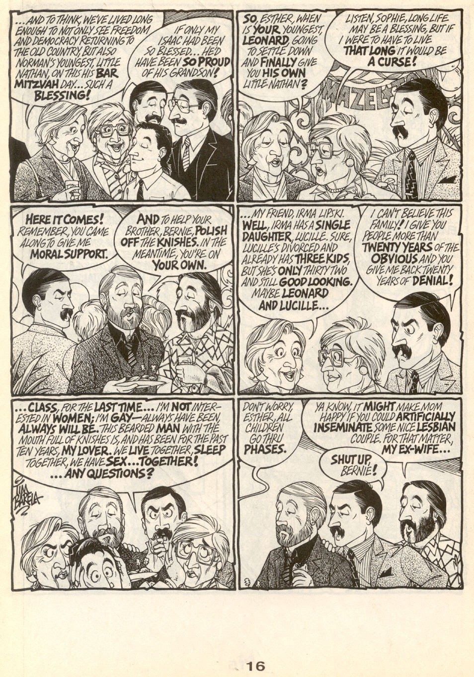 Gay Comix (Gay Comics) issue _Special_1 - Page 19